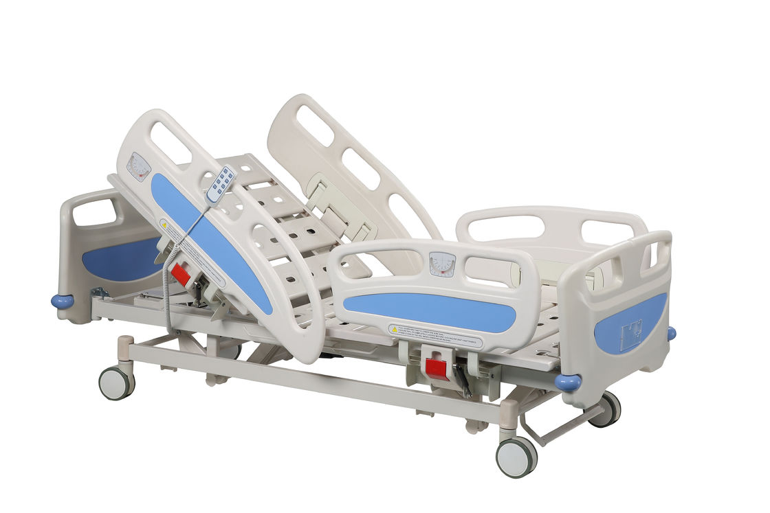 Electric Clinical Patient Medical Hospital Bed With Three Functions